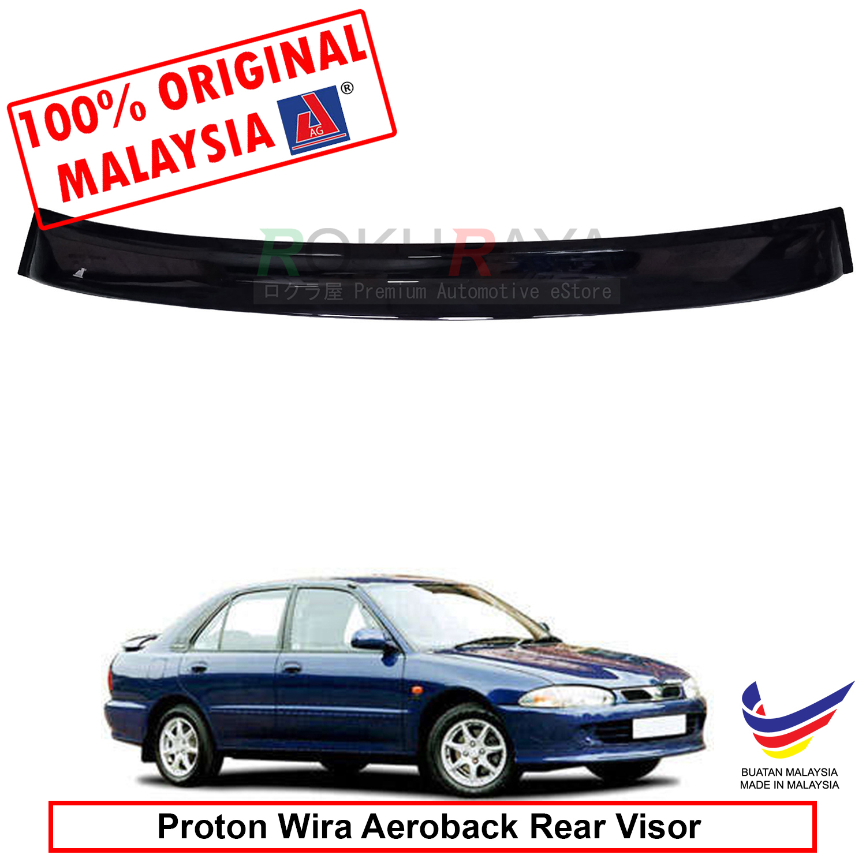 Proton Wira Makeup: Proton Wira Aeroback AG Rear Wing S (end 1/18/2021 12:00 AM