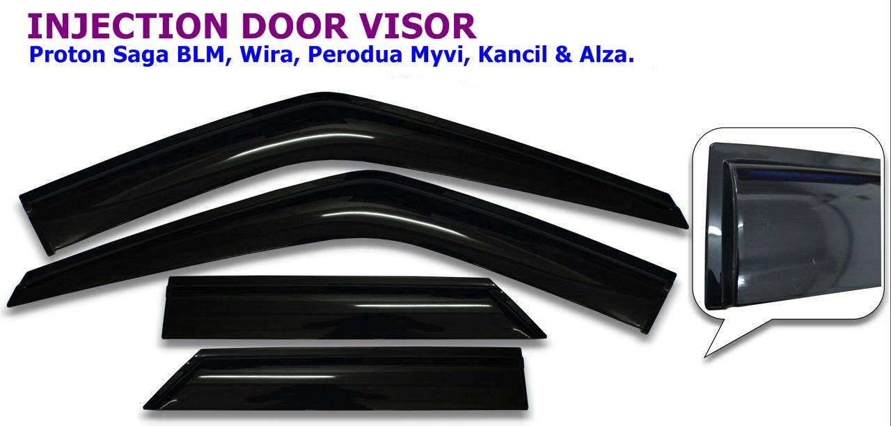 Proton Wira Injection Door Visor