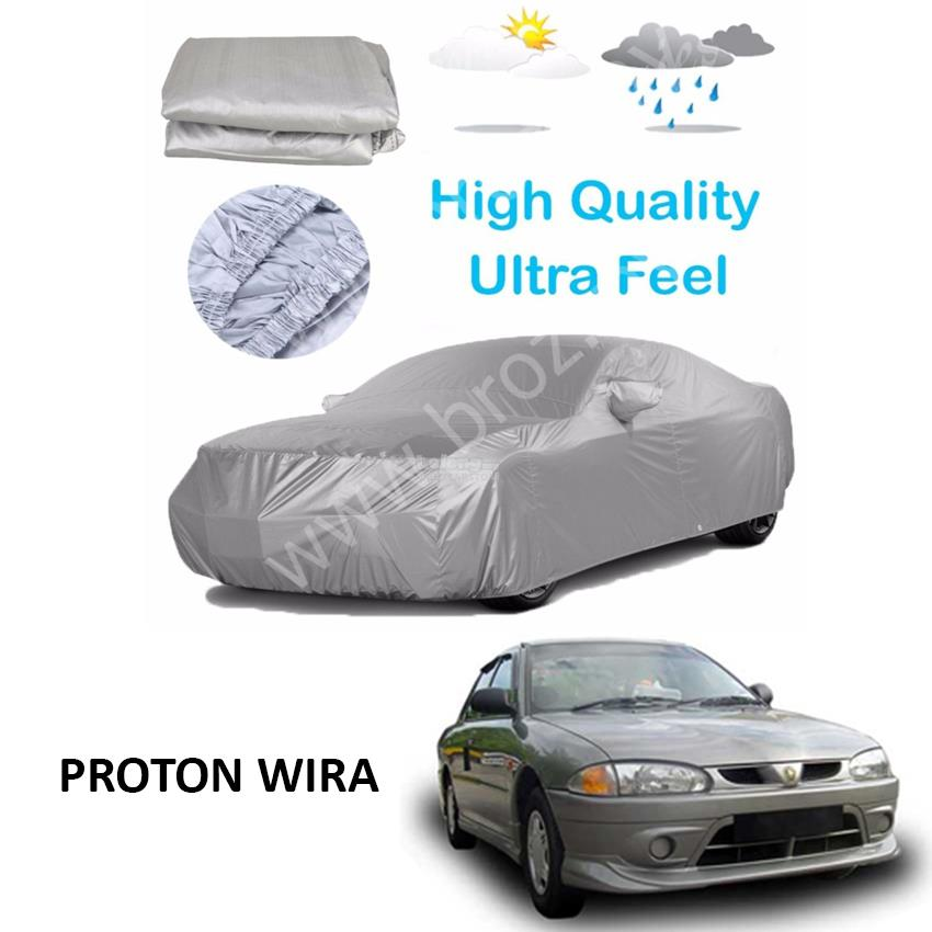 Proton Wira MADE IN KOREA Ultra Feel Car Full Cover - M