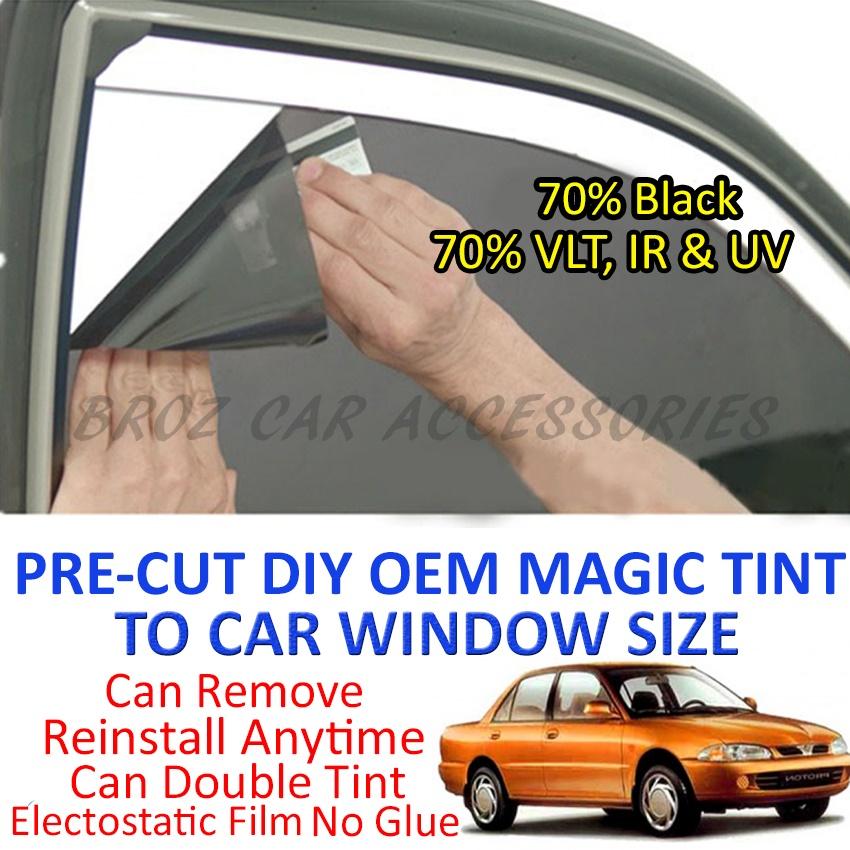 Proton Wira Magic Tinted Solar Wind End 11 2 2018 12 15 Pm