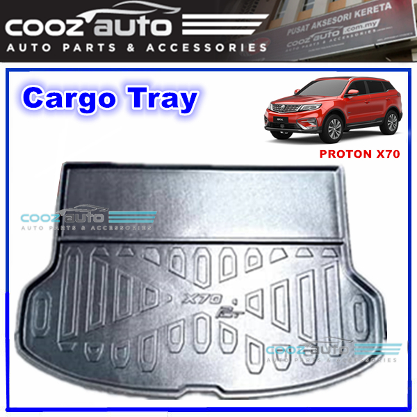 Proton X70 Rear Boot Trunk Cargo Luggage Tray Type A