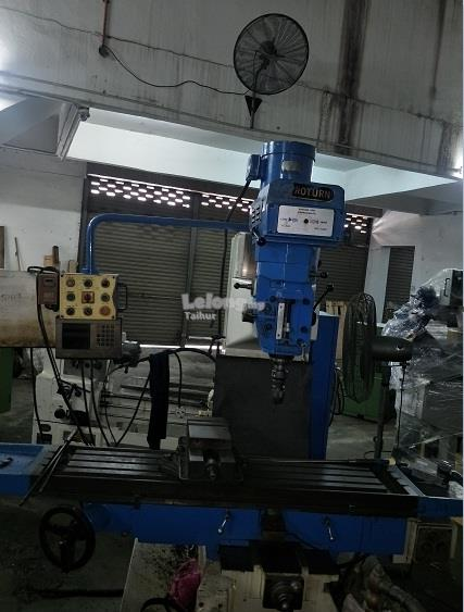 USED PROTURN BELT MILLING MACHINE