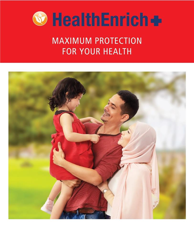 PRUDENTIAL PRUBSN HealthEnrich+ MEDICAL CARD PLAN