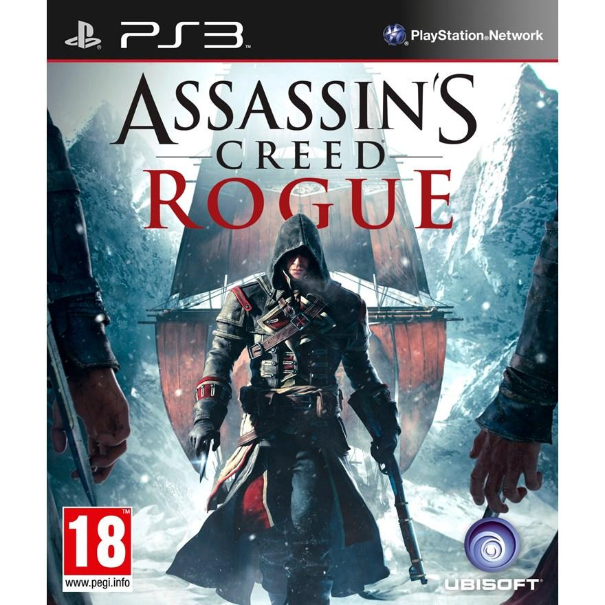 PS3 ASSASSIN'S CREED ROGUE (end 4/15/2017 6:15 PM)