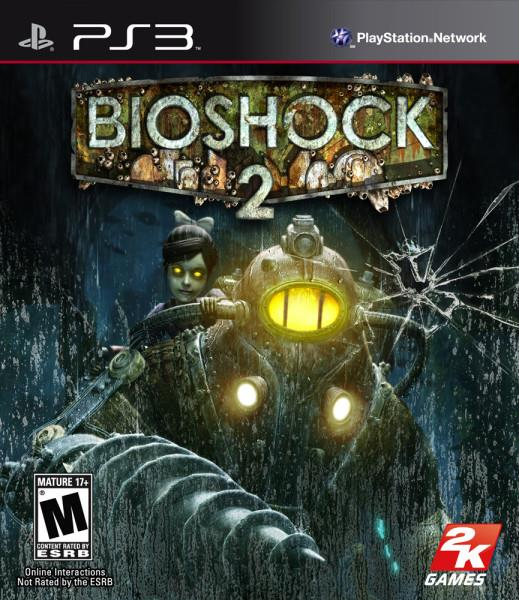 PS3 BioShock 2 (PSN Download)