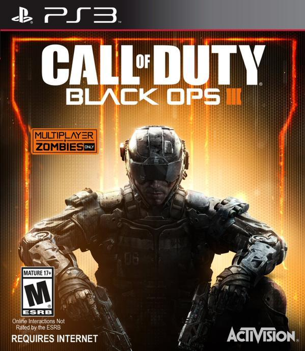 PS3 Call of Duty: Black Ops III (PSN Download)