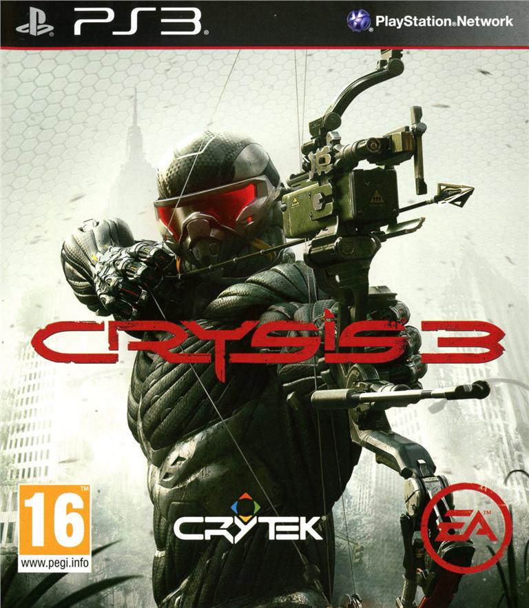 Playstation 3 Ps3 Game : Ps crysis game for sony playstat end  pm