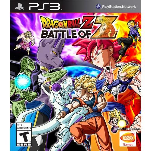 PS3 Dragon Ball Z: Battle Of Z R1/A (end 10/26/2019 4:12 PM