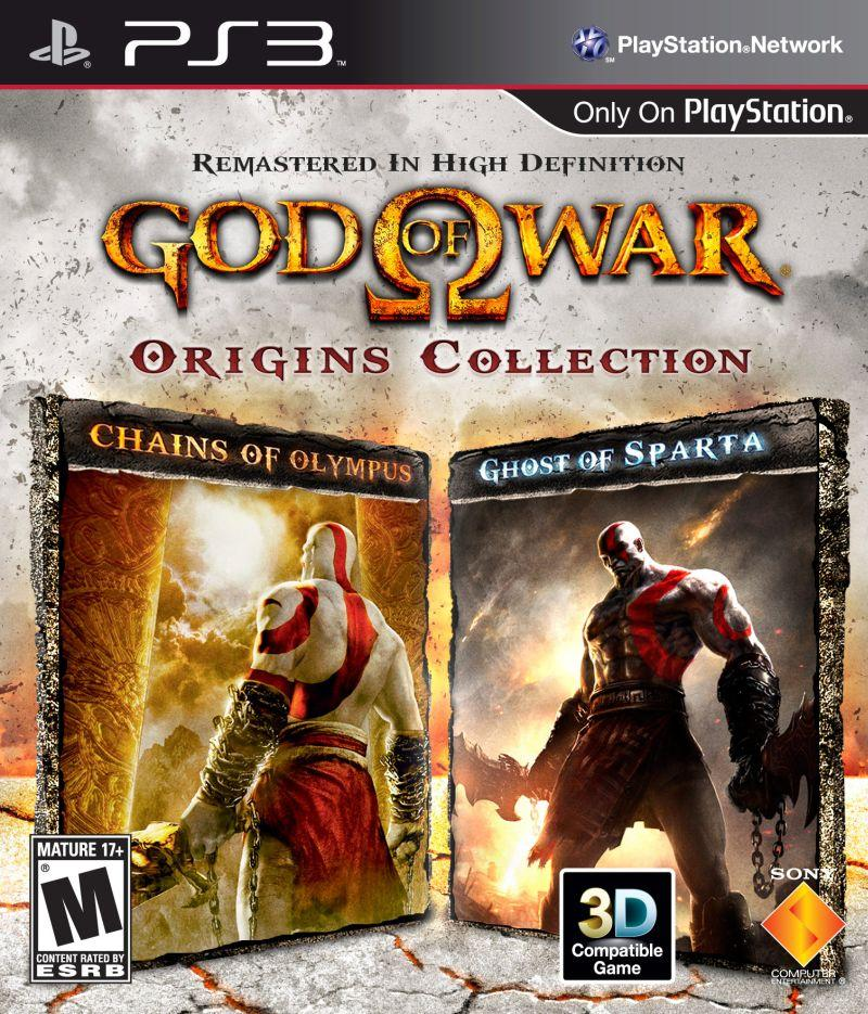 PS3 God of War: Origins Collection (PSN Download)