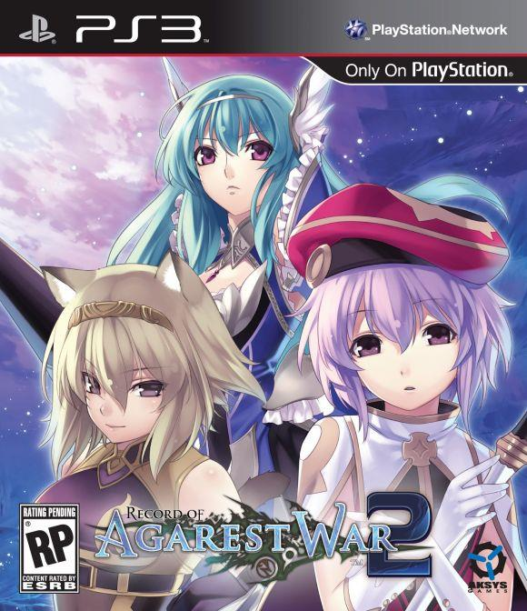 PS3 Record of Agarest War 2 (PSN Download)