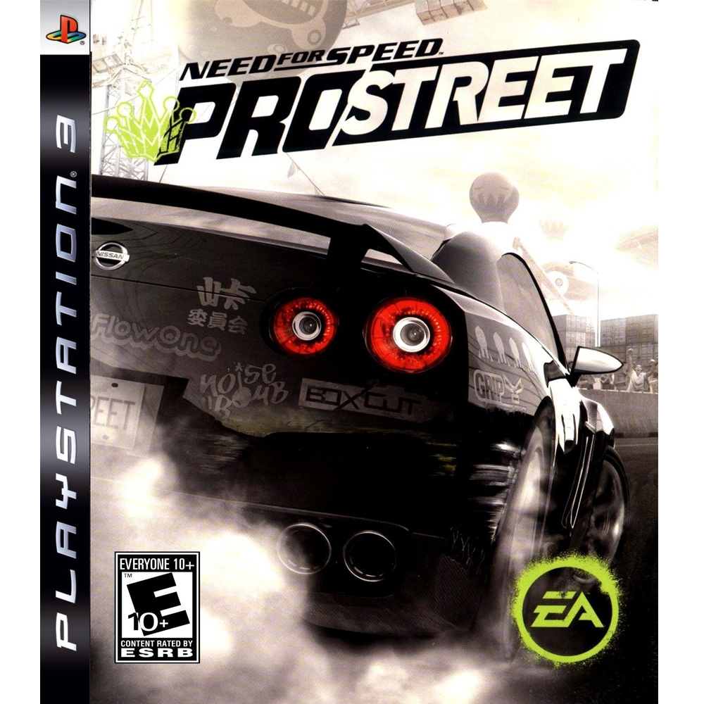 PS3 NEED FOR SPEED PROSTREET R1