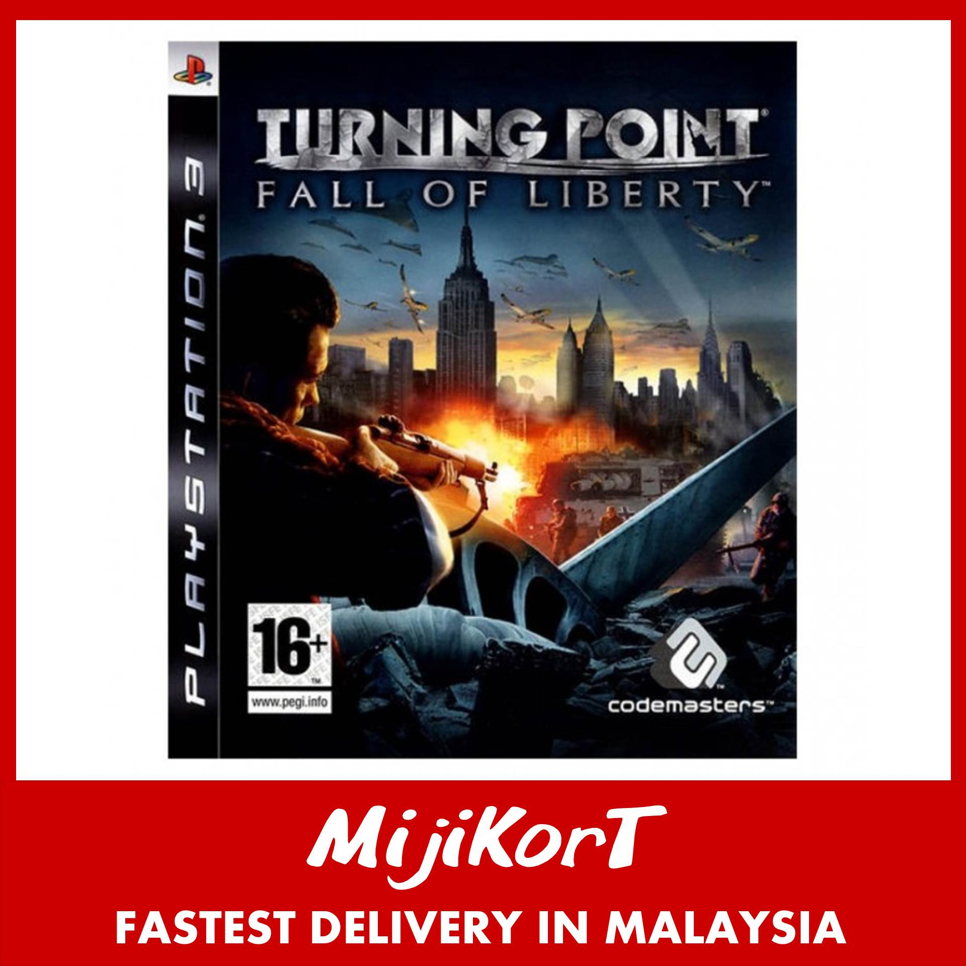 Turning point fall of liberty pc