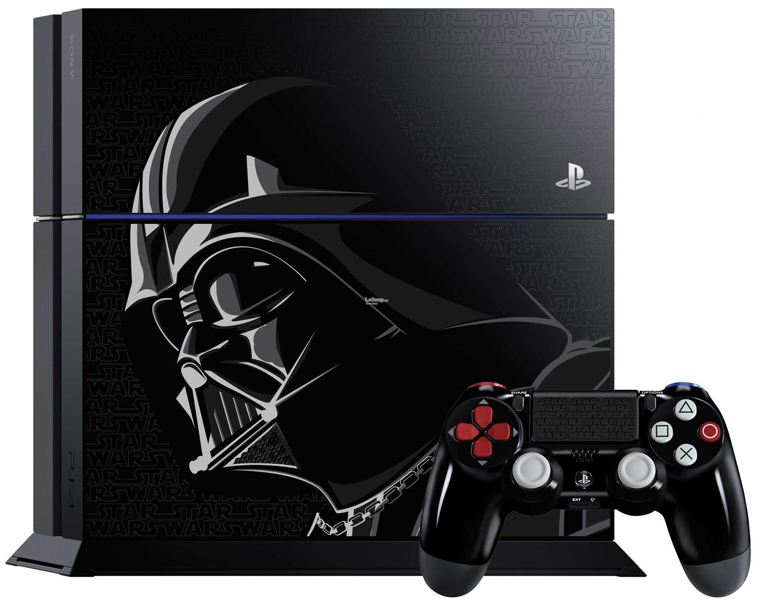 Ps4 500gb Star Wars Limited Edition End 8 19 2018 515 Pm Gold New Set