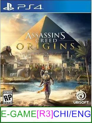 PS4 Assassin's Creed Origins (CHI/ENG) [R3] ★Brand New & Sealed&..