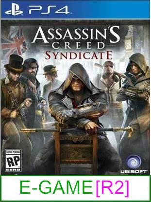 PS4 Assassin's Creed Syndicate [R2] ★Brand New & Sealed★