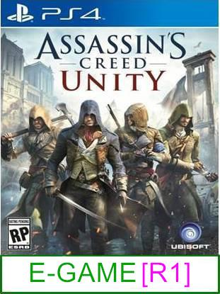 PS4 Assassin's Creed Unity [R1] ★Brand New & Sealed★