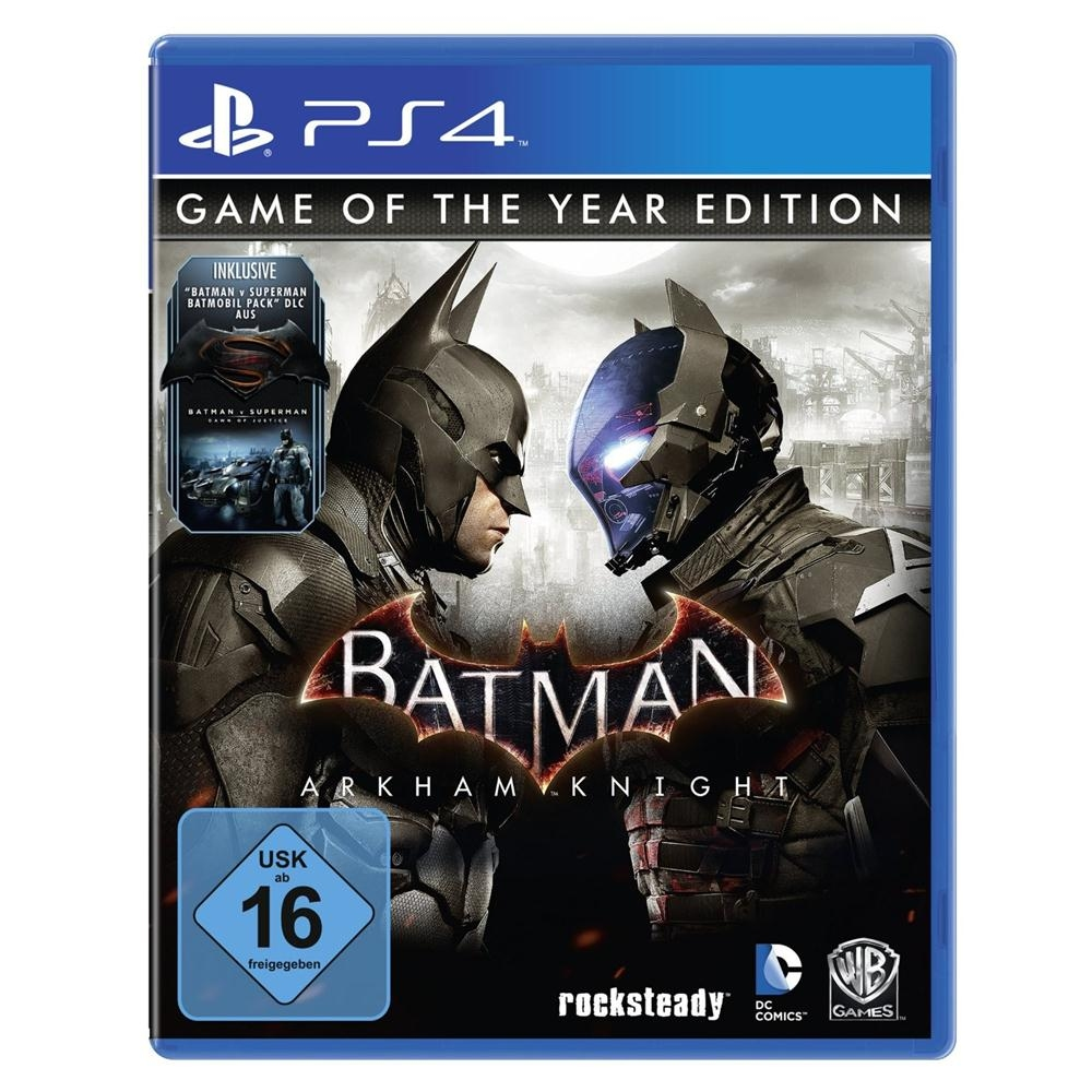 New Ps4 Games 2020 PS4 BATMAN ARKHAM KNIGHT GAMES OF THE (end 1/7/2020 6:40 PM)