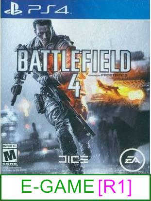 PS4 Battlefield 4 [R1] ★Brand New & Sealed★