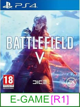 PS4 Battlefield V [R1] ★Brand New & Sealed★