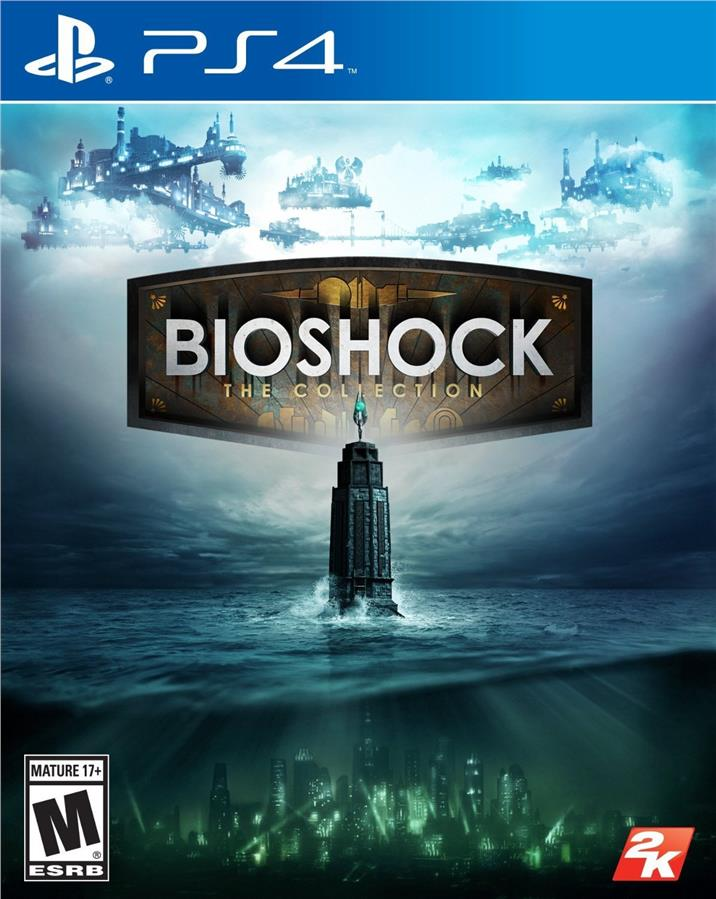 PS4 Bioshock: The Collection (R3/Eng)