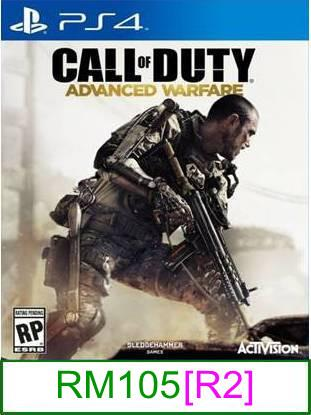 PS4 Call Of Duty Advance Warfare [R2] ★Brand New & Sealed★