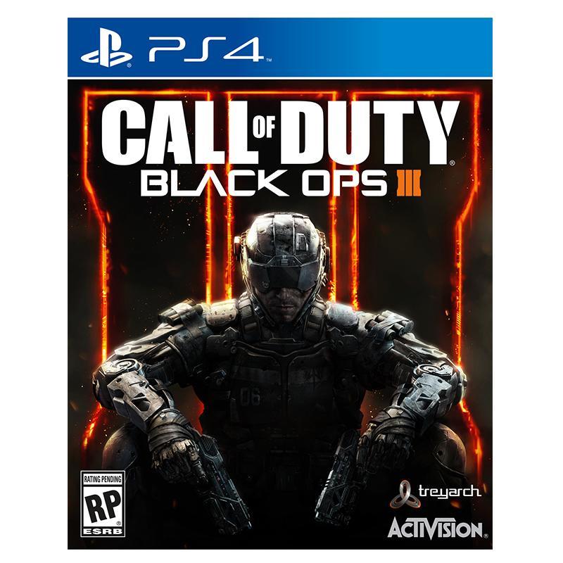 PS4 CALL OF DUTY BLACK OPS III : COD BO3 R3
