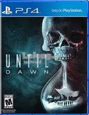 PS4 Until Dawn R1 (New)