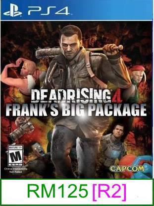 PS4 Dead Rising 4 Frank's Big Package [R2] ★Brand New & Sealed&#..