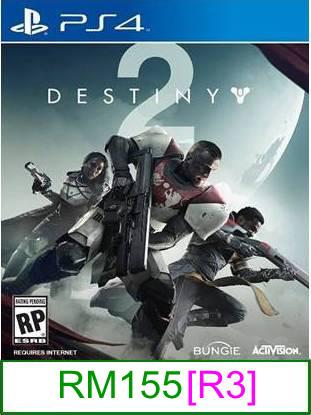 PS4 Destiny 2 [R3] ★Brand New & Sealed★