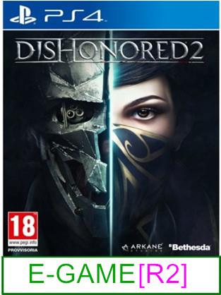 PS4 Dishonored 2 [R2] ★Brand New & Sealed★