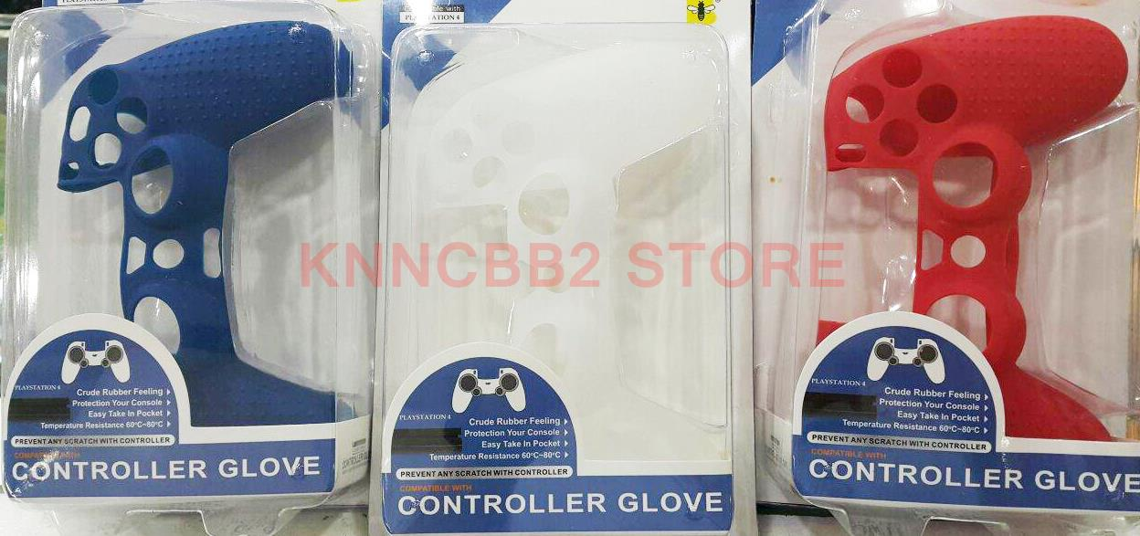 PS4 DUALSHOCK 4 CONTROLLER GLOVE SILICONE PROTECTOR CASE