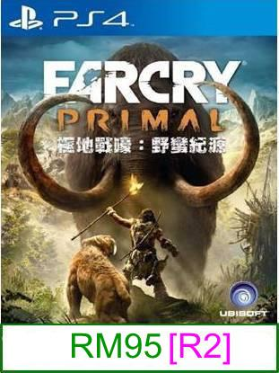 PS4 FarCry Primal [R2] ★Brand New & Sealed★
