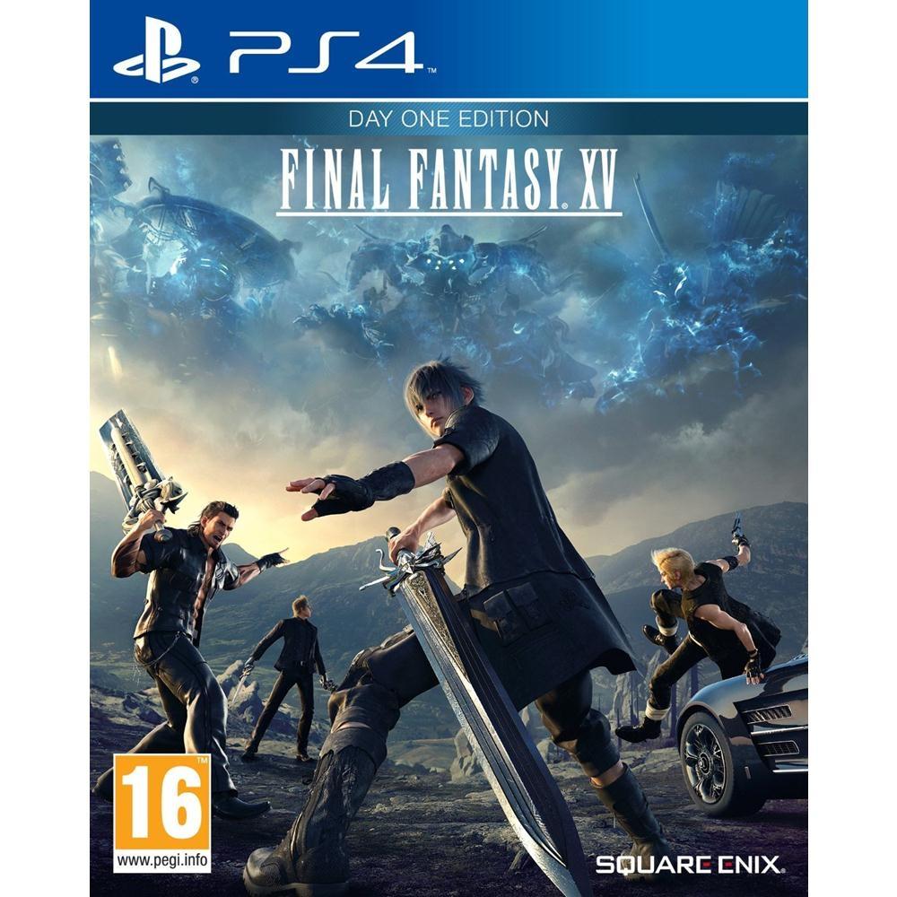 PS4 FINAL FANTASY XV STANDARD EDITIO (end 5/28/2020 4:20 AM)