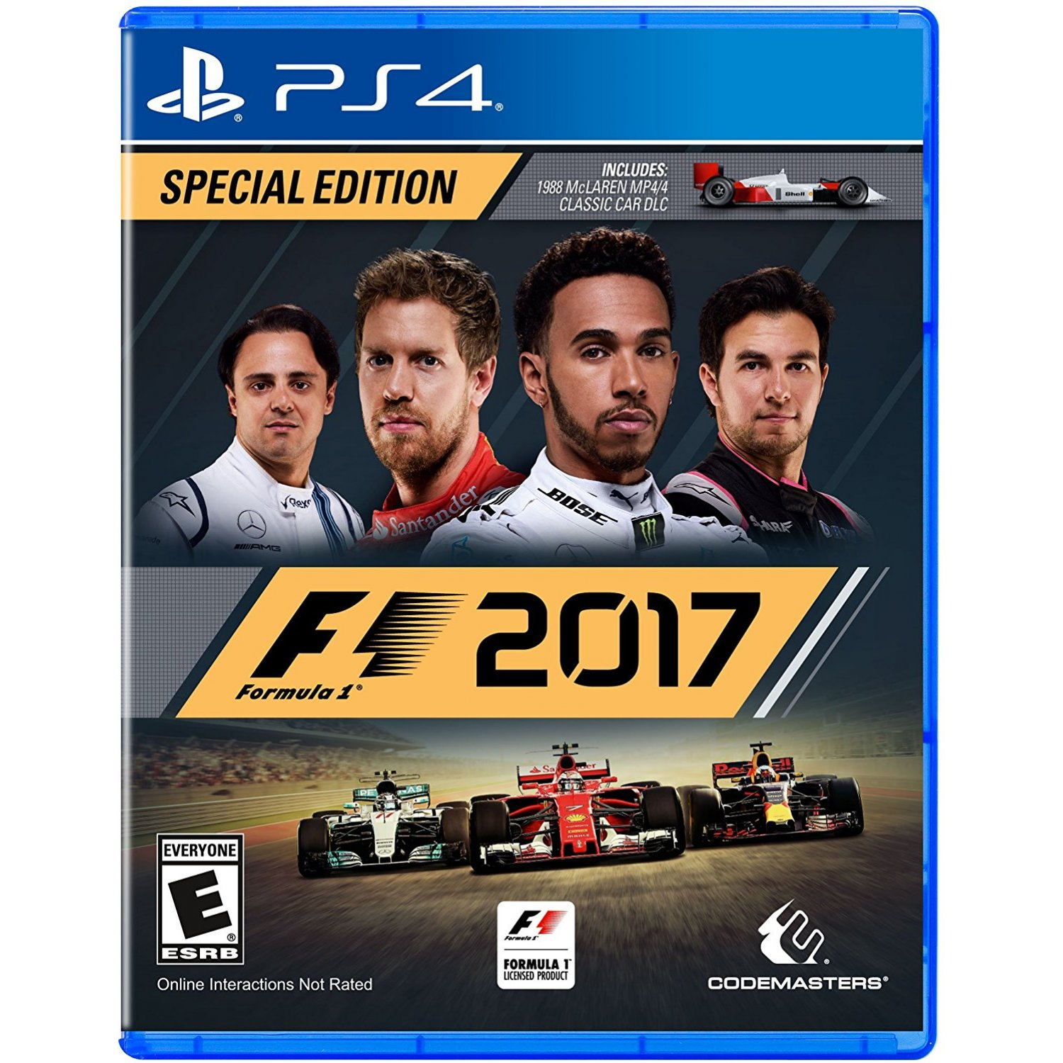 ps4 formula 1 f1 2017 special editio end 2 18 2020 3 14 pm. Black Bedroom Furniture Sets. Home Design Ideas