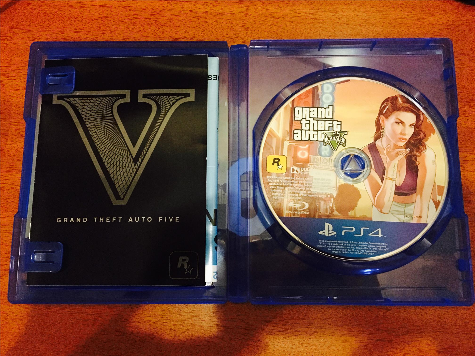 ps4 gta v gta 5 r3 games for sony pla end 742016 415 pm