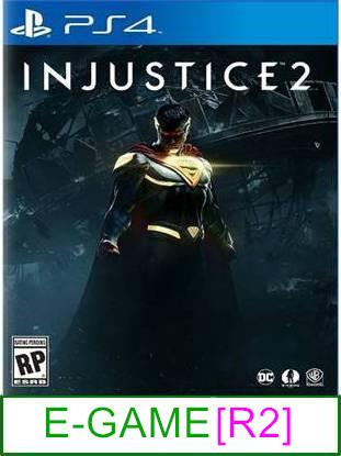 PS4 Injustice 2 [R2] ★Brand New & Sealed★