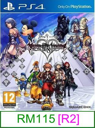 PS4 Kingdom Hearts HD 2.8 Final Chapter Prologue [R2] ★Brand New..