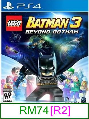 PS4 LEGO Batman 3 Beyond Gotham [R1] ★Brand New & Sealed★