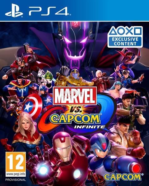 PS4 Marvel vs Capcom Infinite (R3) Available Now