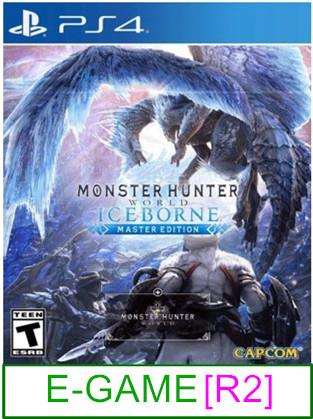 PS4 Monster Hunter World - Iceborne [R2] ★Brand New & S..