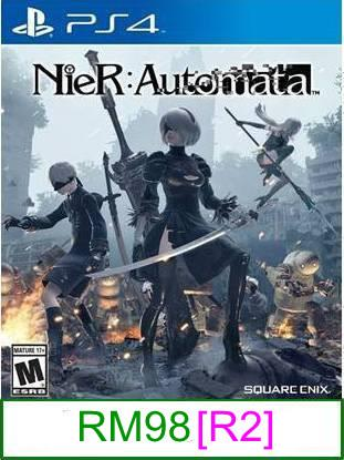 PS4 Nier Automata [R2] ★Brand New & Sealed★