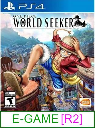 PS4 One Piece World Seeker [R2] ★Brand New & Sealed★