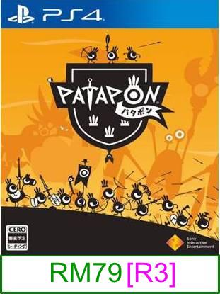 PS4 Patapon [R3] ★Brand New & Sealed★