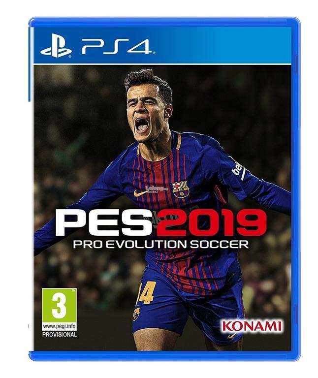 PS4 Pes 19 Pro Evolution Soccer 2019 (R2/ENG)