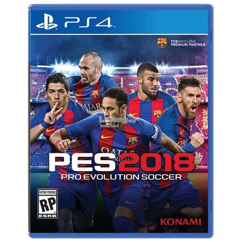 PS4 PES 2018   WINNING ELEVEN 2018 R (end 9 14 2018 4 15 PM) cb8ed8b10b6d0
