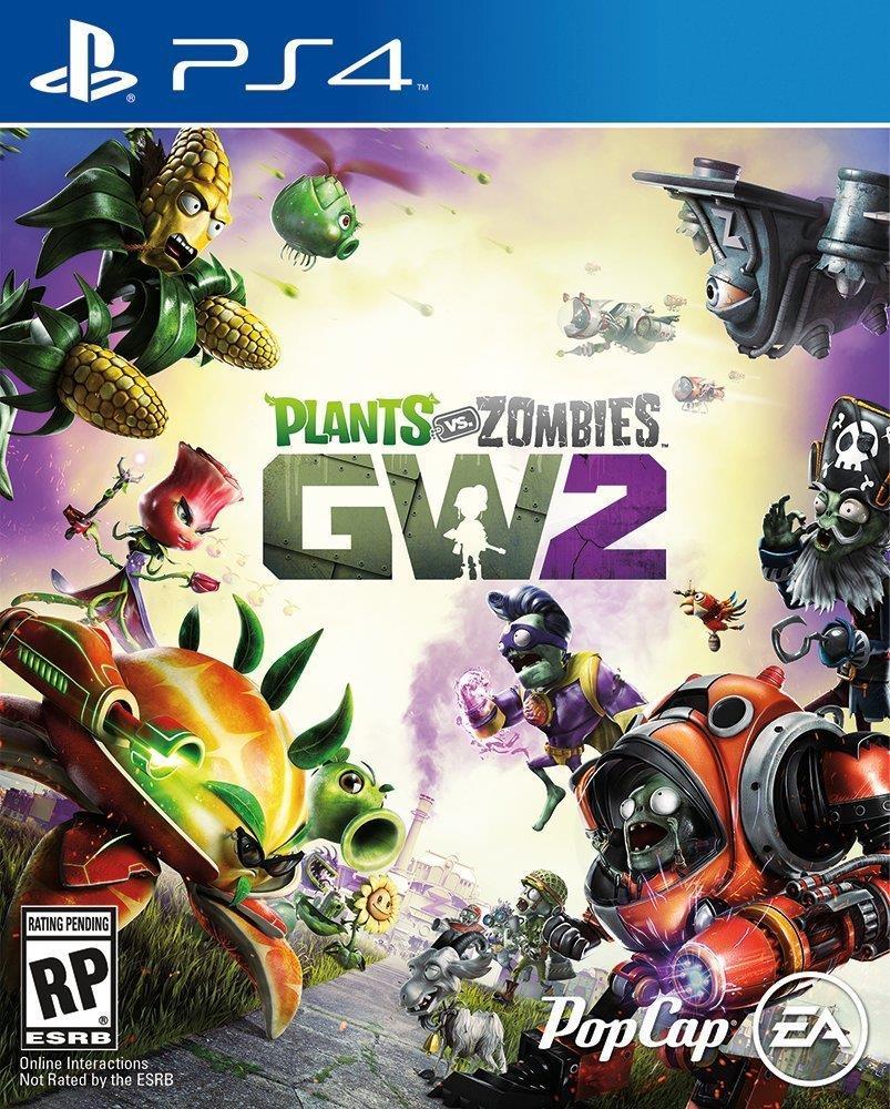 Ps4 Plant Vs Zombie Garden Warfare End 9 20 2018 2 47 Pm