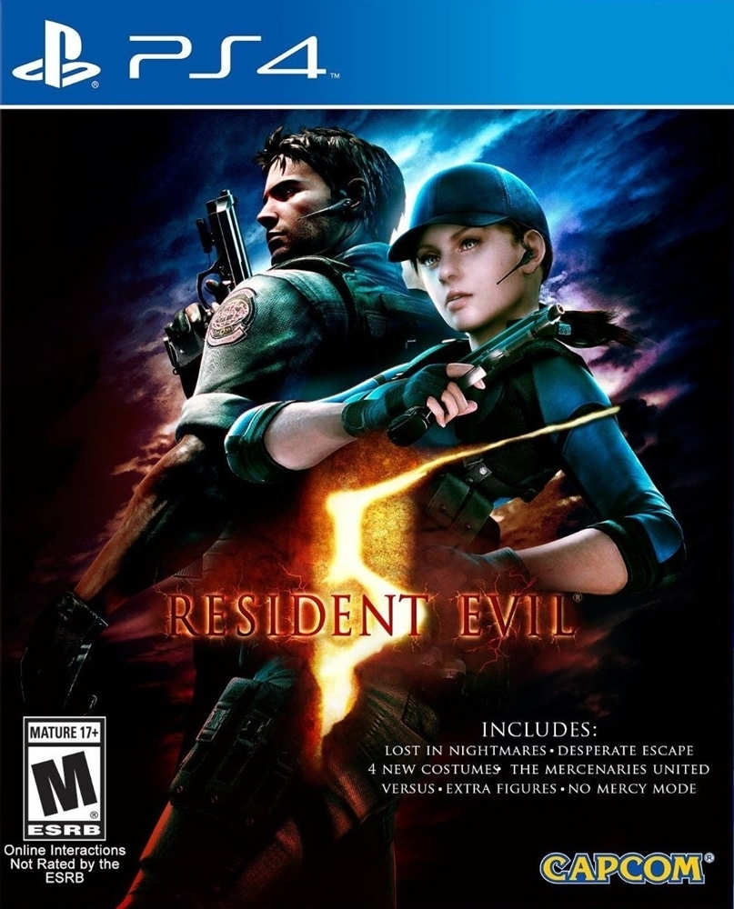 resident evil 5 console commands