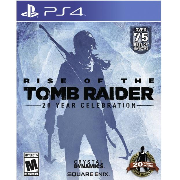 Ps4 Rise of the Tomb Raider: 20 Year Celebration R3