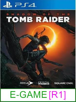 PS4 Shadow of the Tomb Raider [R1] ★Brand New & Sealed&..