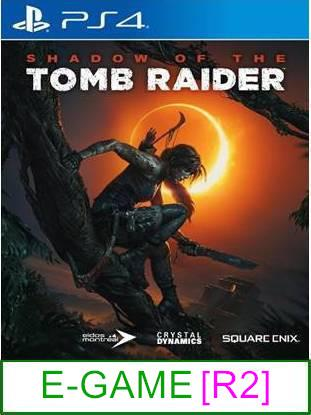 PS4 Shadow of the Tomb Raider [R2] ★Brand New & Sealed&..
